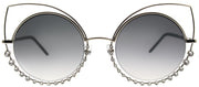 Marc Jacobs Marc 16 Cat-Eye Sunglasses