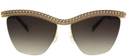 Moschino MOS 010/S 06J HA Cat Eye Sunglasses