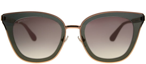 Jimmy Choo JC Lory Cat-Eye Sunglasses