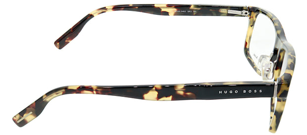 Hugo Boss BOSS 0463 Rectangle Eyeglasses