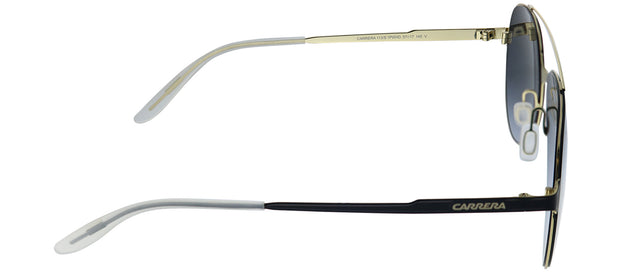 Carrera Carrera 113/S 1PW Gold Aviator Metal Sunglasses