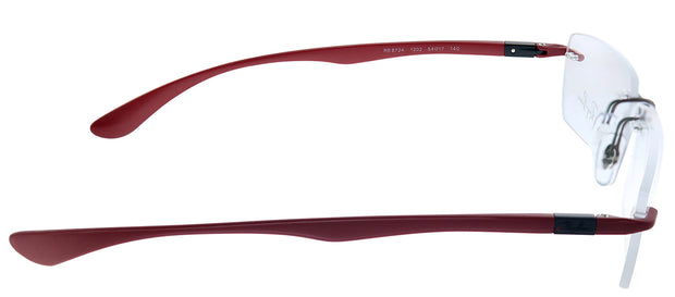 Ray-Ban RX 8724 Rectangle Eyeglasses
