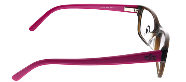 G by Guess GU 105 Rectangle Eyeglasses