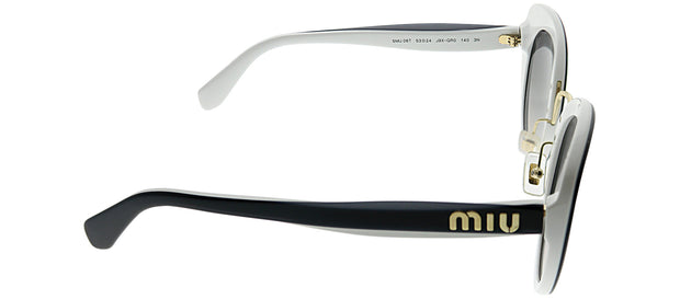 Miu Miu MU 06TS Cat-Eye Sunglasses