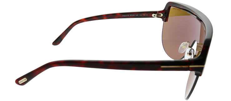 Tom Ford Angus TF 560 Shield Sunglasses