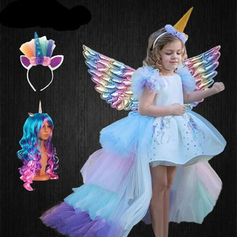 Princess Birthday Party Ball Gown