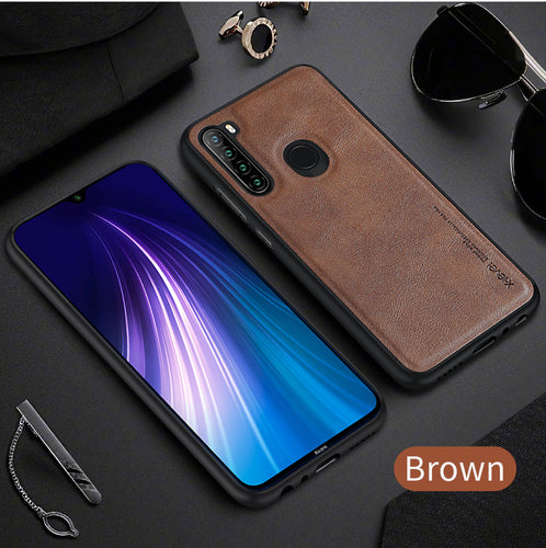 Cover retro silicone 0.35mm Xiaomi Redmi Note 8T