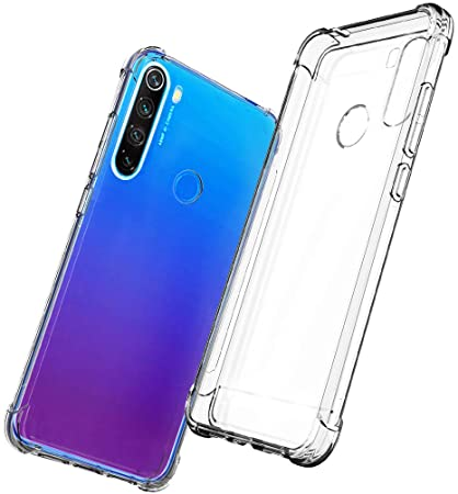 Cover per Xiaomi REDMI NOTE 8T custodia per Xiaomi REDMI NOTE 8T in silicone  4