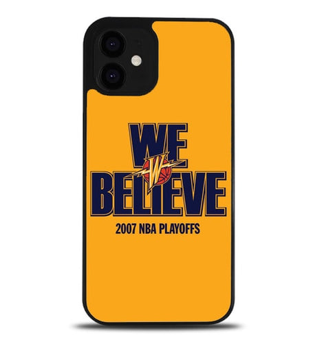 custodia cover iphone 12/12 mini/12 pro/12 pro max Golden State Warrors We Believe Semifinals 2017 Z4837