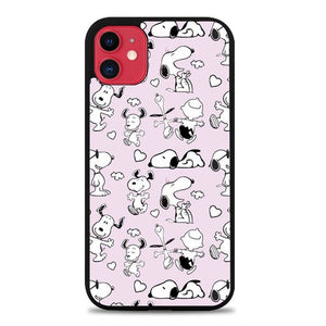 Custodia Cover iphone 11 pro max Snoopy on the Floor S0397 Case