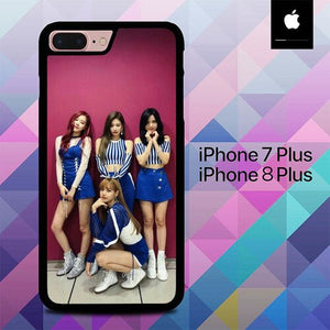 Custodia Cover iphone 7 plus 8 plus Blackpink Sexy Personile O5061 Case