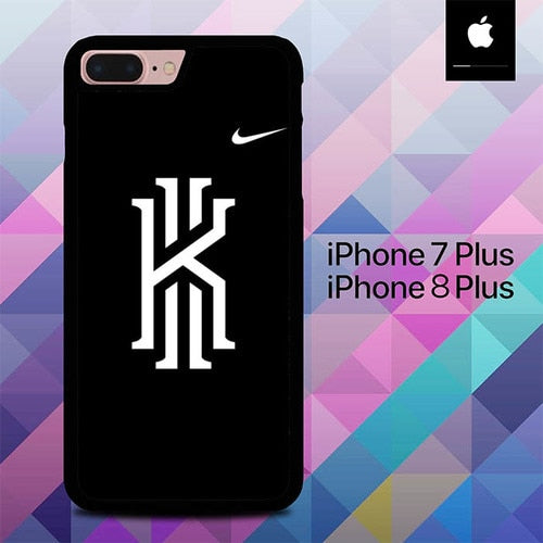 Custodia Cover iphone 7 plus 8 plus Kyrie Irving Logo O6793 Case