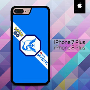Custodia Cover iphone 7 plus 8 plus TEAM MYSTIC O7553 Case
