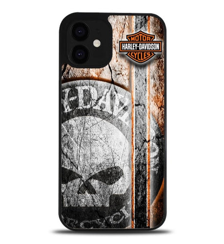 custodia cover iphone 12/12 mini/12 pro/12 pro max HARLEY DAVIDSON B2011