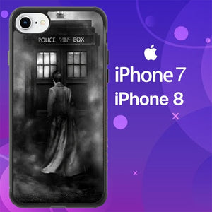 Custodia Cover iphone 7 8 Doctor Who Z0167 Case