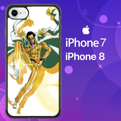 Custodia Cover iphone 7 8 one piece admiral kizaru Z4042 Case