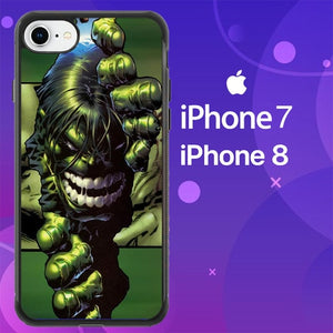 Custodia Cover iphone 7 8 Hulk Comics Z4090 Case