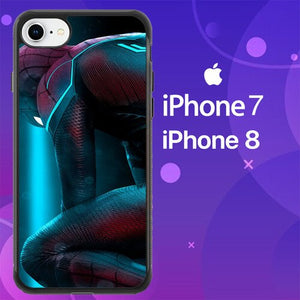 Custodia Cover iphone 7 8 spider man far from home Z4760 Case