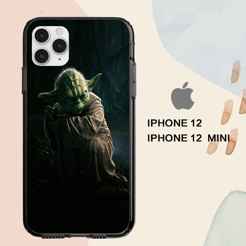 custodia cover iPhone 12 mini pro max case E9943 iphone star wars wallpapers 25tK6
