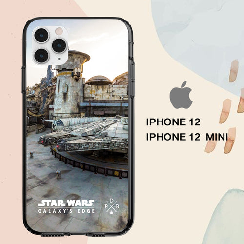 custodia cover iPhone 12 mini pro max case F7211 iphone star wars wallpapers 25dF5