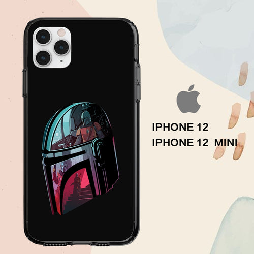 custodia cover iPhone 12 mini pro max case H3031 iphone star wars wallpapers 25oX0