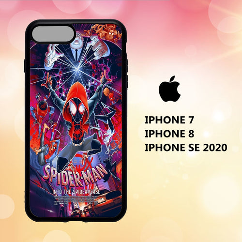 custodia cover iphone 5 6 7 8 plus x xs xr case Q7849 spider gwen wallpaper 189bC4