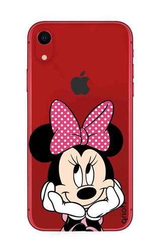 cover iphone xr minnie