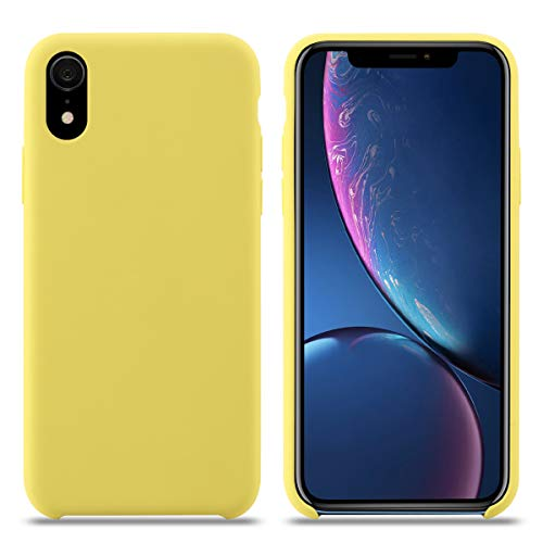 custodia in silicone iphone xr