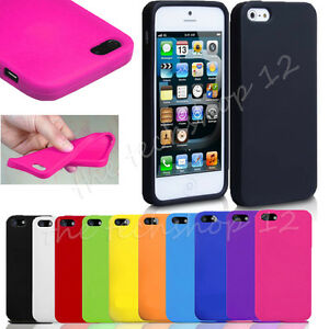 custodia iphone 5 gomma