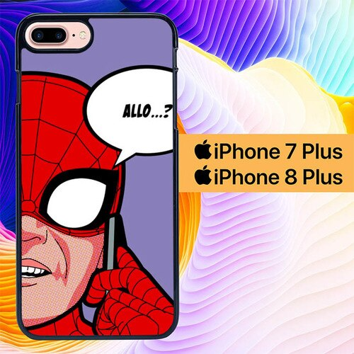 Custodia Cover iphone 7 plus 8 plus The Secret Life Herois L0002 Case