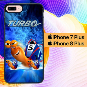 Custodia Cover iphone 7 plus 8 plus turbo L0263a Case