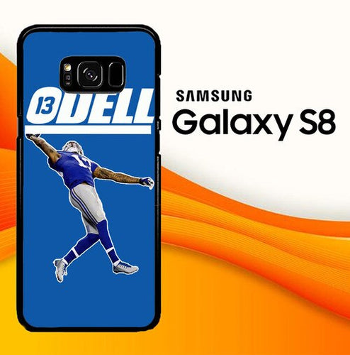 Custodia Cover samsung galaxy s8 s8 edge plus Odell Beckham The Catch L2815 Case