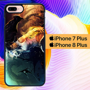 Custodia Cover iphone 7 plus 8 plus The Legend Of Korra Korra L3027 Case