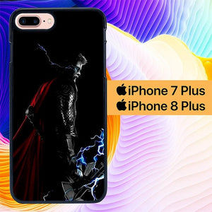 Custodia Cover iphone 7 plus 8 plus Thor L3203 Case