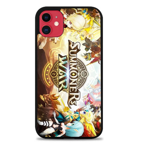 Custodia Cover iphone 11 pro max summoners war wallpaper Y0165 Case