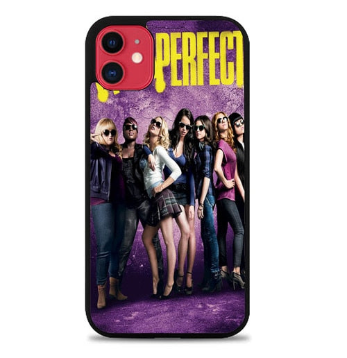 Custodia Cover iphone 11 pro max Pitch Perfect Quotes Y1244 Case