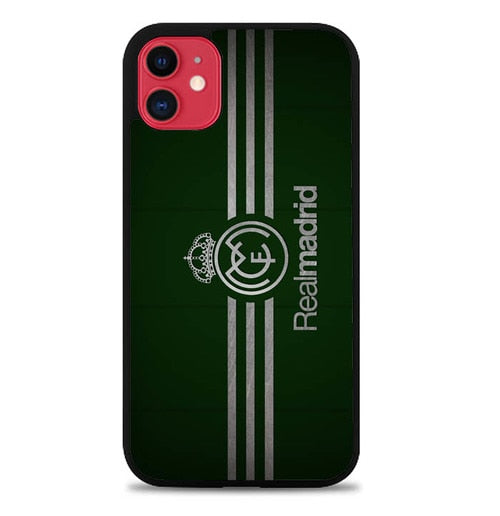Custodia Cover iphone 11 pro max real madrid W0055 Case