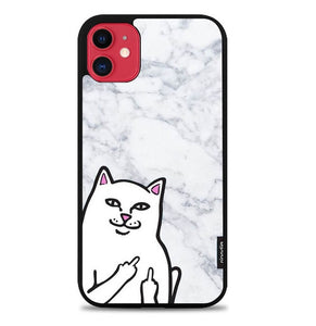 Custodia Cover iphone 11 pro max rip dip cat W0073 Case