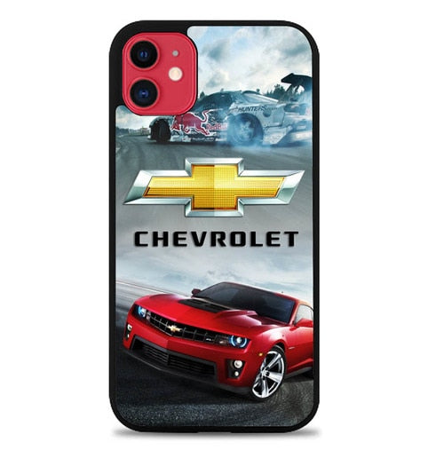 Custodia Cover iphone 11 pro max chevrolet W3070 Case