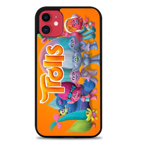 Custodia Cover iphone 11 pro max TROLLS MOVIE W3769 Case