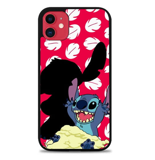 Custodia Cover iphone 11 pro max stitch and lilo W3805 Case
