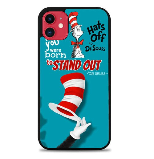Custodia Cover iphone 11 pro max DR. SEUSS W4026 Case
