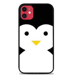 Custodia Cover iphone 11 pro max penguin animal crossing W5053 Case