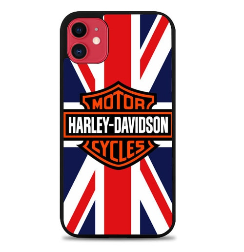 Custodia Cover iphone 11 pro max harley davidson W5111 Case