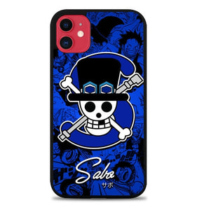 Custodia Cover iphone 11 pro max sabo one piece W5131 Case