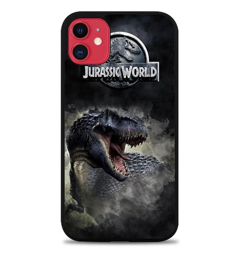 Custodia Cover iphone 11 pro max jurassic world fallen kingdom W5701 Case