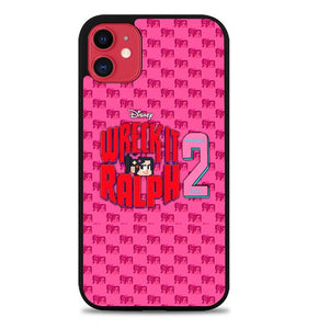 Custodia Cover iphone 11 pro max ralph breaks the internet 2 W5740 Case