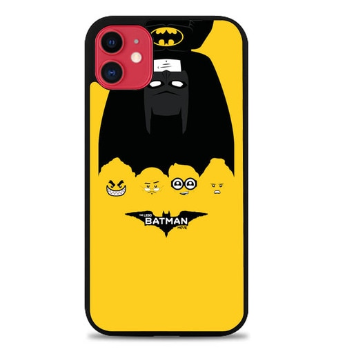 Custodia Cover iphone 11 pro max the lego batman W5752 Case