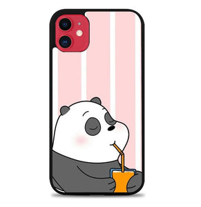 Custodia Cover iphone 11 pro max WE BARE BEARS W7024 Case