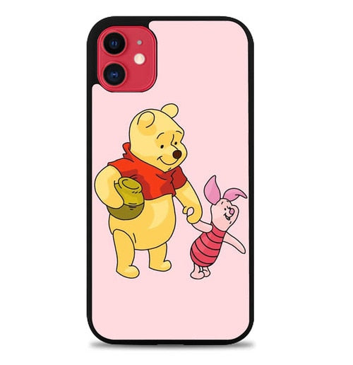 Custodia Cover iphone 11 pro max whinnie the pooh W8984 Case